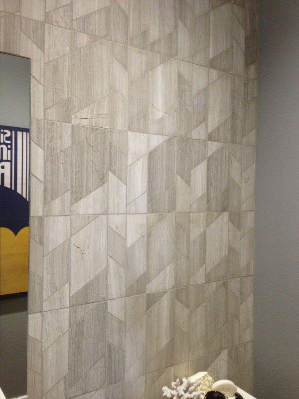 Daltile - L191 Chenille White Modern Mosaic Polished ...