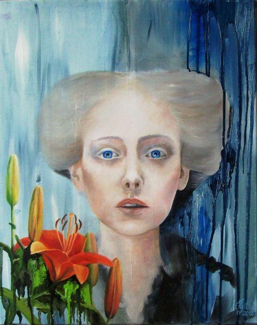"""""""Ofelia"""" Katarzyna Piotrowska Lass"""