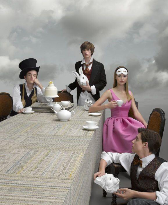 Alice in WonderlandAlice'S Teaparty, Creative Magazines, Alice In Wonderland, Tea Parties, Creative Photography, Geof Kern, Teas Parties, American Photographers, Ads Agency
