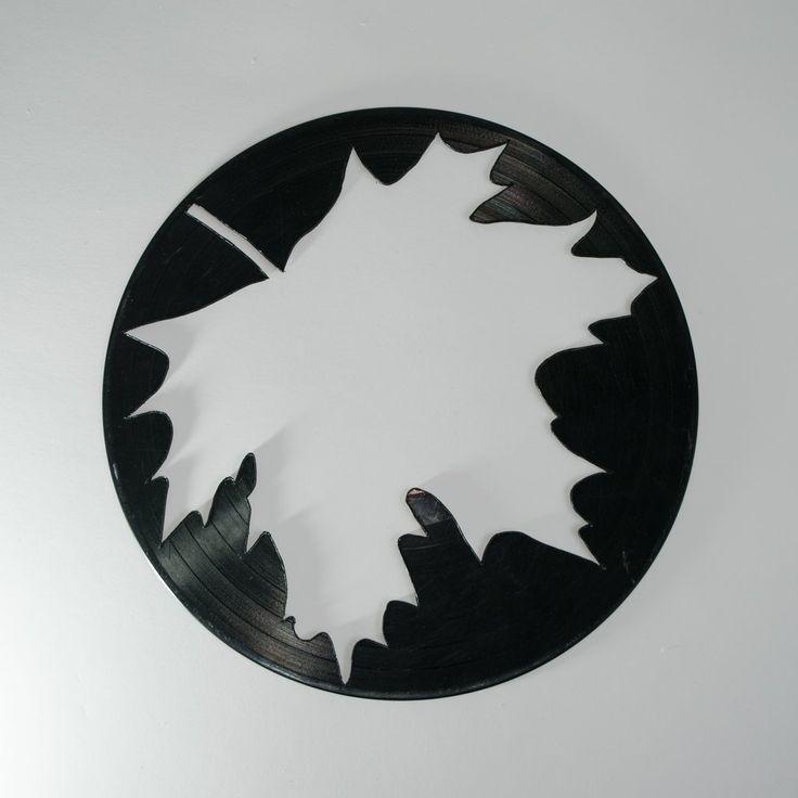 Leaf Vinyl Wall Decoration