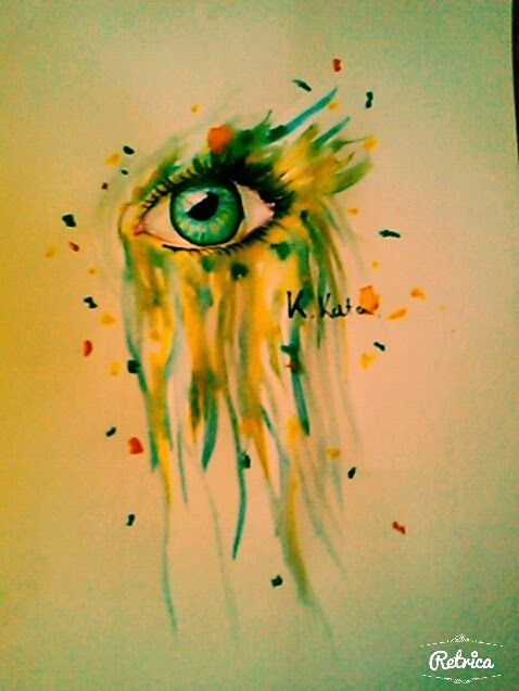 Eye art :)