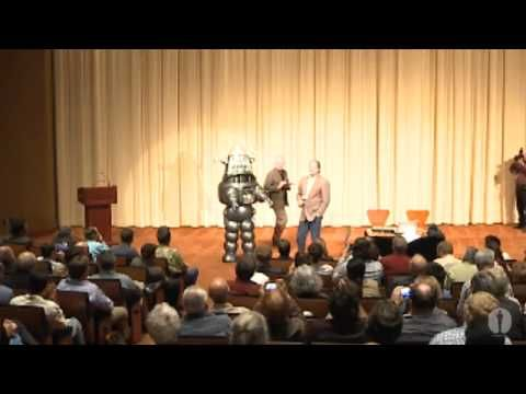 All About Robby the Robot - YouTube