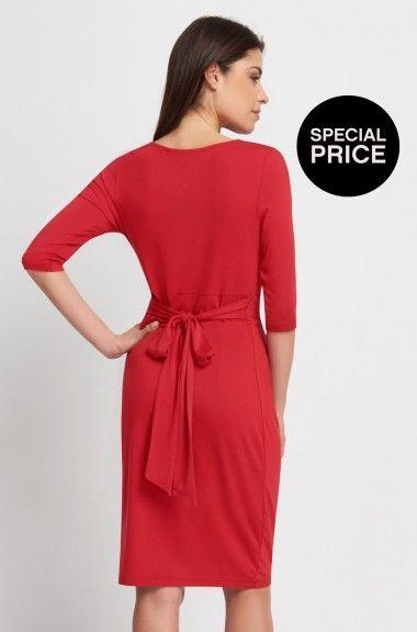 Stylové šaty z žerzeje | ORSAY