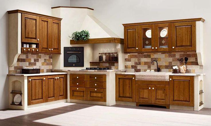 Mobili per cucina cucina nora da arrex 1 cucine pinterest for Arredamenti bruni sora