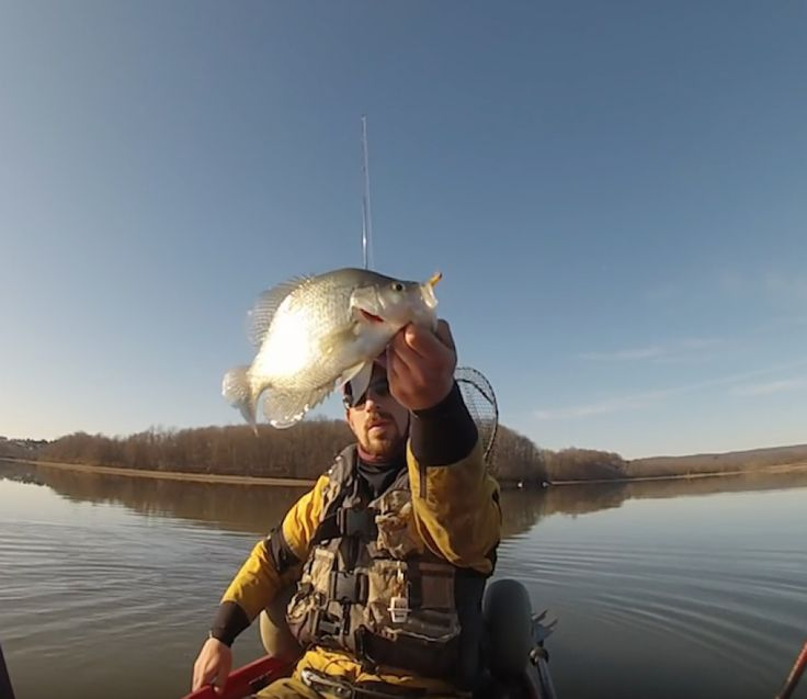 How To Catch Slabs When Crappie Fishing This Spring