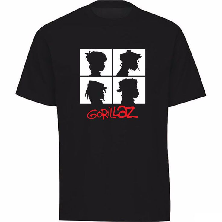 "Get This Gorillaz Demon Days T-Shirt For Just $19.95! Be Sure To Claim Yours Before They're Gone! Payment is Guaranteed To Be 100% Safe and Secure Using Any Credit Card or PayPal. Click ""Buy It Now"" t"