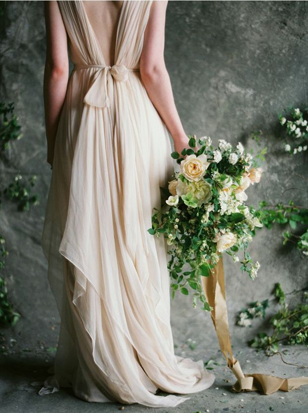 Buttermilk & Beauty Wedding Inspiration & Colour Ideas