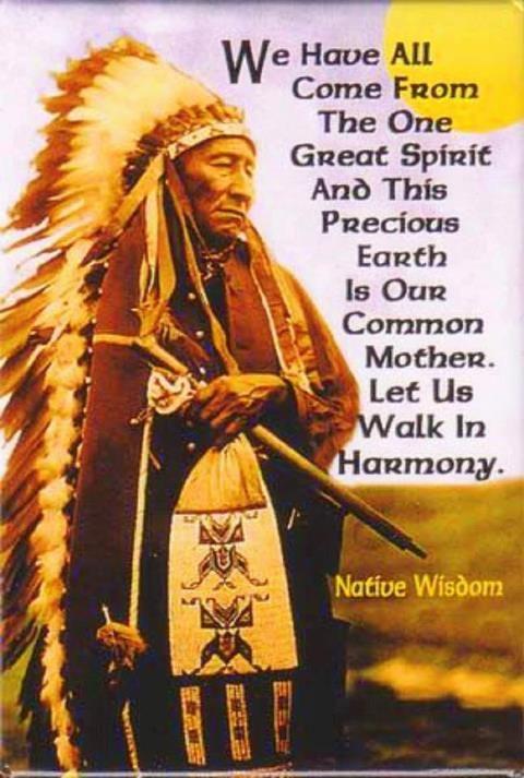 I <3 Native American Spirituality.