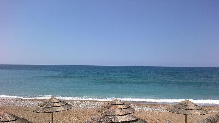 kalo nero messinias beach