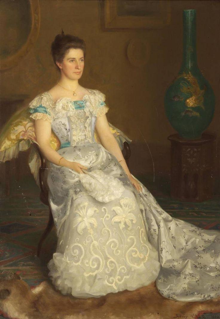 1900,  Сидни У. Уайт - Ожидание