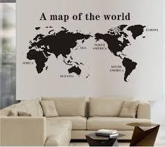 wall stickers world map - Google-søk