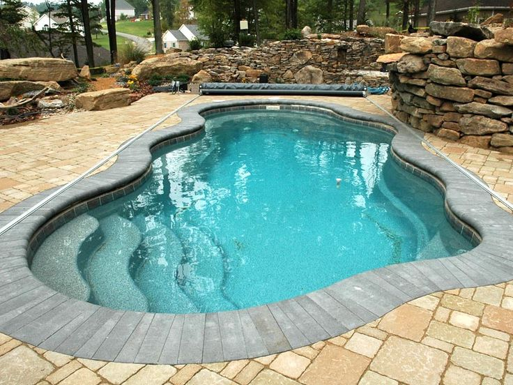 50 best Outdoor Fun images on Pinterest Pool spa Fiberglass pools