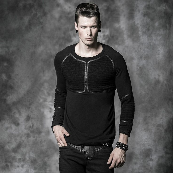 371 best images about Gothic clothing for guys on ...