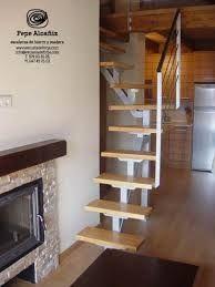 Resultado de imagem para escaleras en espacios reducidos