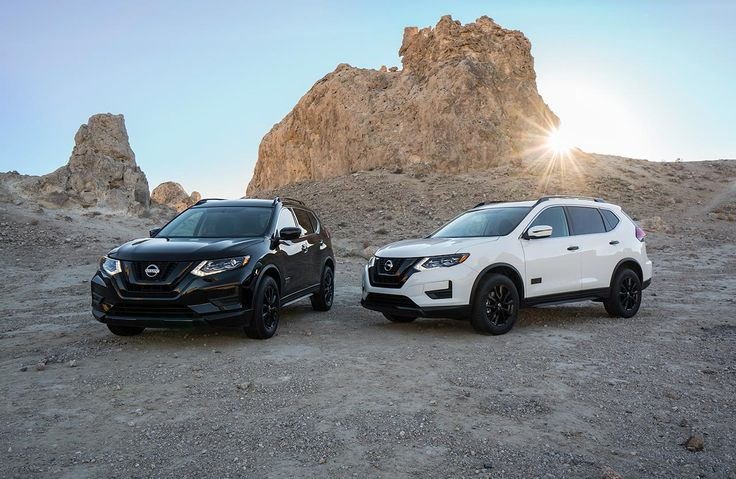 Nissan unveils Rogue One Star Wars Limited Edition at 2016 LA Auto Show