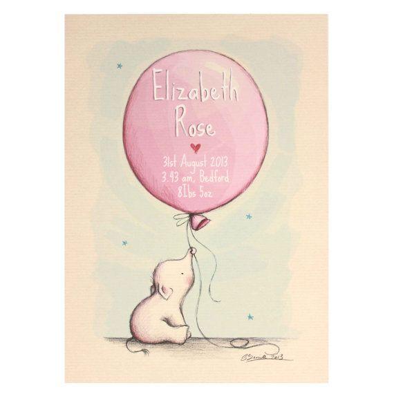 Best 25 baby name art ideas on pinterest nursery name decor personalised baby name art nursery art by illustrationgarden negle Gallery