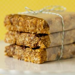 Homemade Clif Bars (No-Bake!) | Brown Eyed Baker