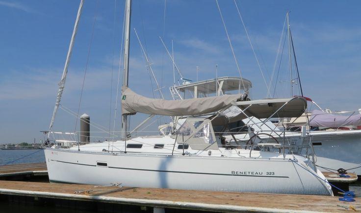 Velero Beneteau 323, entregado en Puerto Velero, IV Región: ventas@itb-chile.com www.itb-chile.com