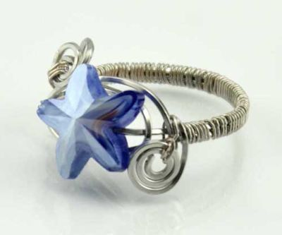 Starfish ring - perfect for mimi