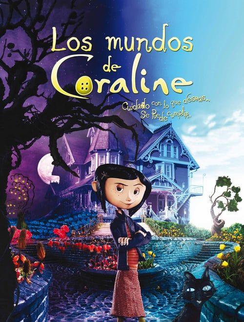 Watch->> Coraline 2009 Full - Movie Online
