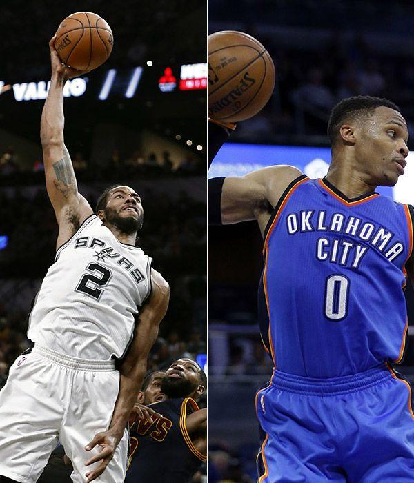 San Antonio Spurs Vs. Oklahoma City Thunder Live Stream: Watch The NBA GameOnline