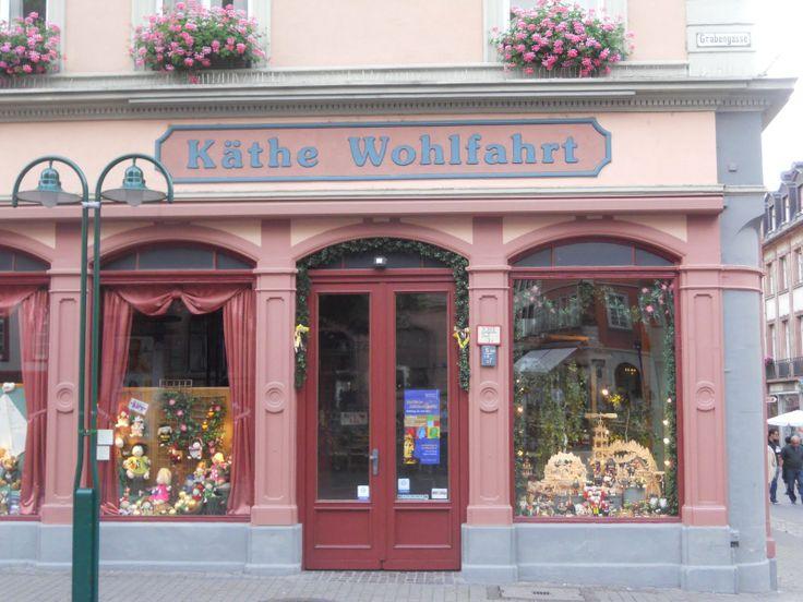 Christmas Shop Heidelberg