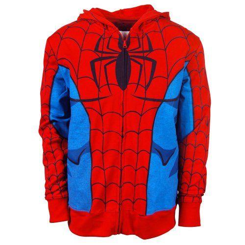 $39.99 Spiderman Mask Costume Full Zip Hoodie (Small, Red) Spiderman,http://www.amazon.com/dp/B00BD3VPJ8/ref=cm_sw_r_pi_dp_GLwvsb0TD4A3DZ9R