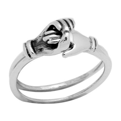 Puzzlewood wedding rings