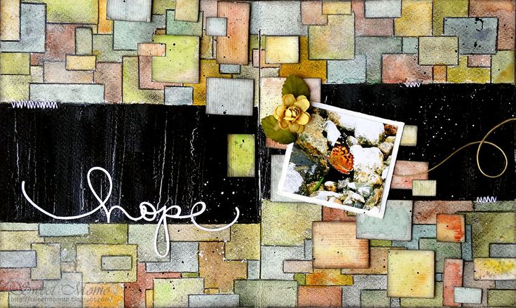 # Mixed Media #Layout