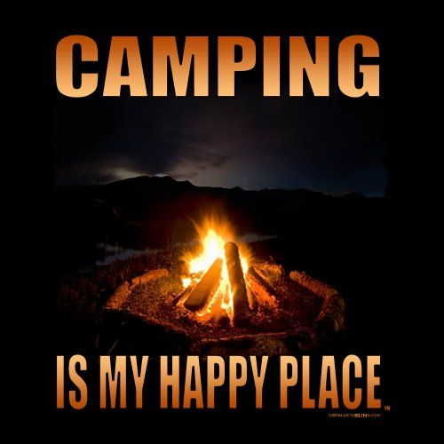 Camping Happy Place
