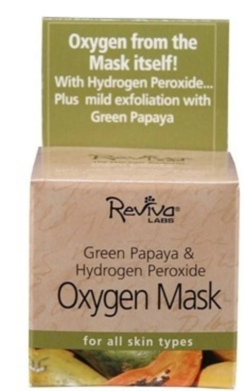 REVIVA OXYGEN MASK 1.5 OZ 484