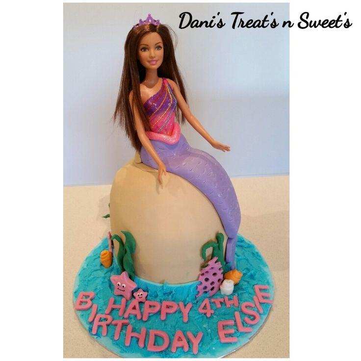 Barbie mermaid