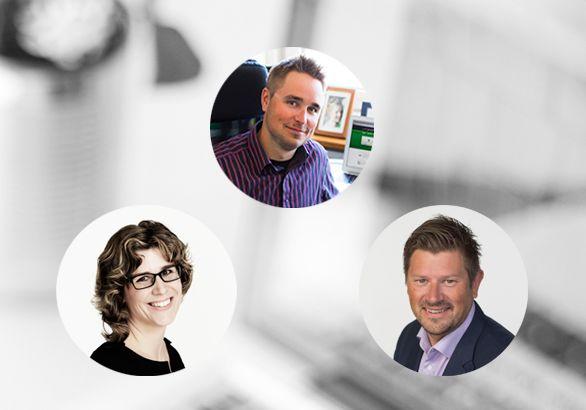 Haastattelu blogissa: Lyyti Oy:n toimitusjohtaja Petri Hollmén, Lundia Oy:n toimitusjohtaja Michaela von Wendt ja Yrittäjämedioiden päätoimittaja Kimmo Koivikko kertovat, miksi he käyttävät LinkedIniä