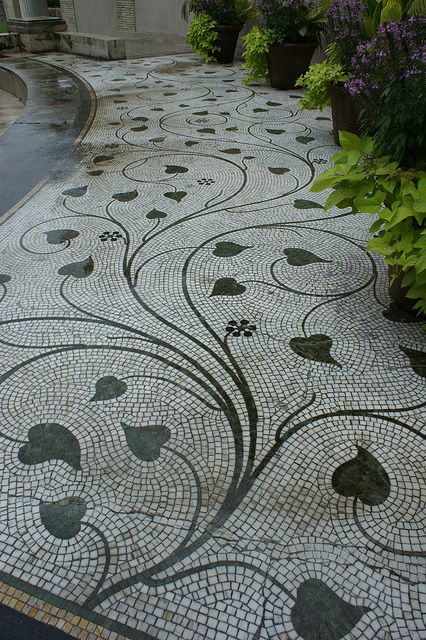 146 best Garden Tile Design Ideas images on Pinterest