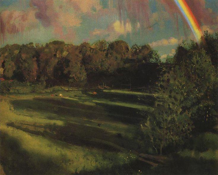 Вечерние тени. Силламяги. 1900-1917 |