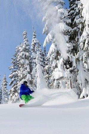 Whistler Blackcomb: by www.ski-i.com, via Flickr  #whistler #snowboarding