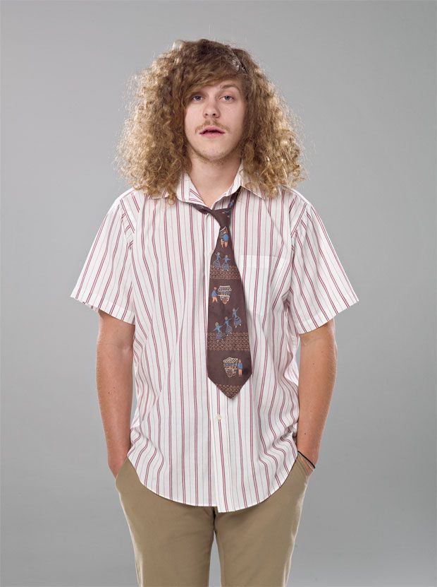 Mmmm Blake, that hair <3
