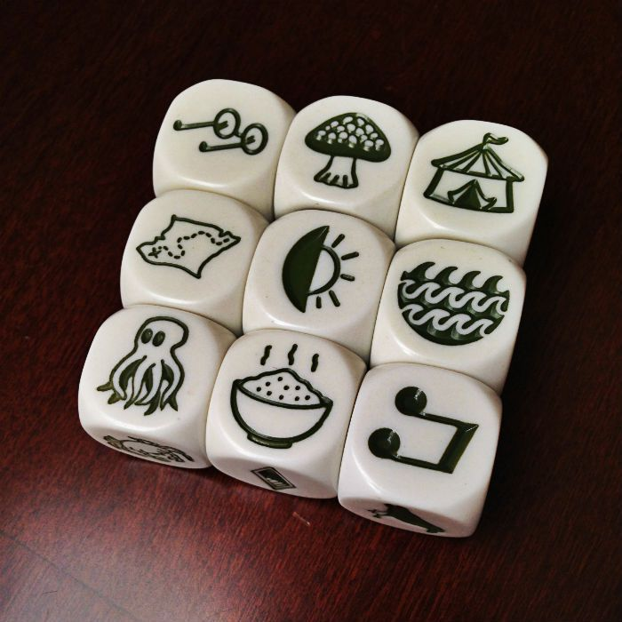 (this post contains affiliate links, please see sidebar for full disclosure)  Being the language arts junkie that I am, I bought three different kinds of Rory's Story Cubes. We have the …