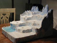 Christmas village platform mountain                                                                                                                                                                                 Más