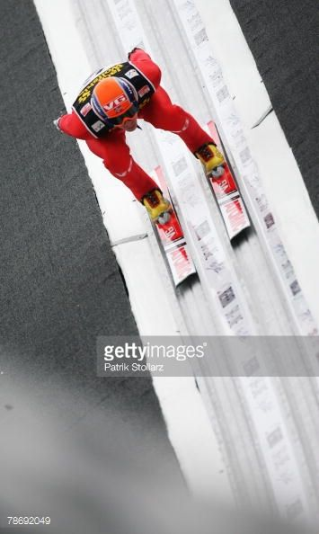 Anders Bardal of Norway during the second round of the FIS Ski Jumping World Cup event at the 56th Four Hills Ski Jumping Tournament on December 31...