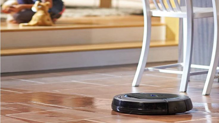 The iRobot Scooba Floor Scrubbing Robot tackles stuck-on messes so you don't have to, washing away up to 99.3% of common household bacteria. Scrubbing floors doesn't happen as often as it should. Scooba is the only robot that scrubs hard floors so you don't have to. Run Scooba at your convenience for brilliantly clean hard floors every day, the easy way.