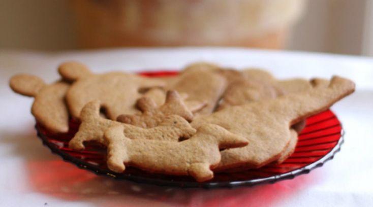 Tant Harriets veganska pepparkakor - Jul utan djur