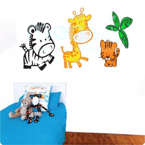 20 best images about vinilos infantiles on pinterest for Vinilos decorativos infantiles