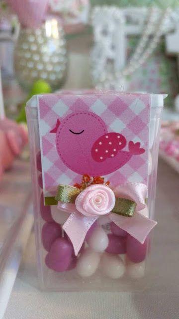 Neşeli Süs Evim - Ücretsiz Doğum Günü Süsleri: Kuş Temalı Parti Fikirleri