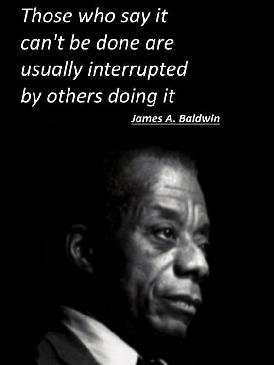 quotes image by Kirsten Bedford James baldwin quotes