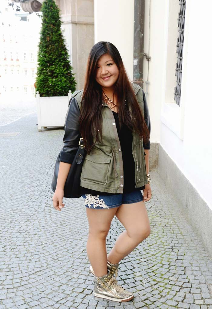 Plus Size Urban Fashion Blog