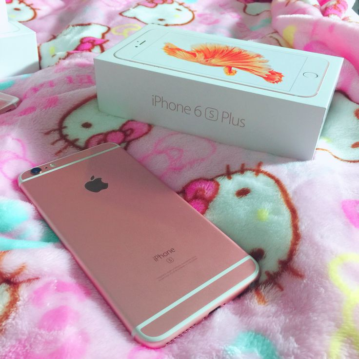 ROSE GOLD IPHONE6 PLUS