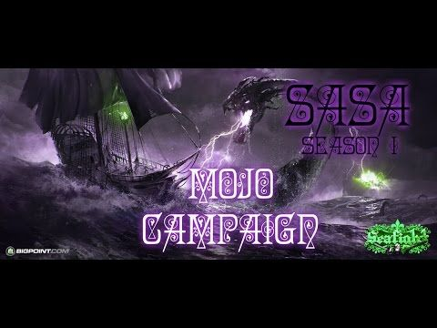 Seafight 1000 Mojo Campaign + Mojo Deck - YouTube