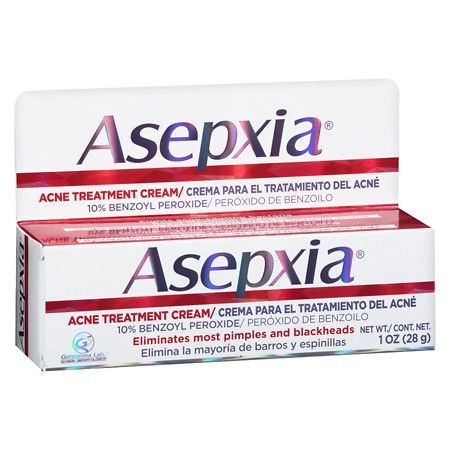 Asepxia Spot Acne Treatment Cream 10% - 1 oz.