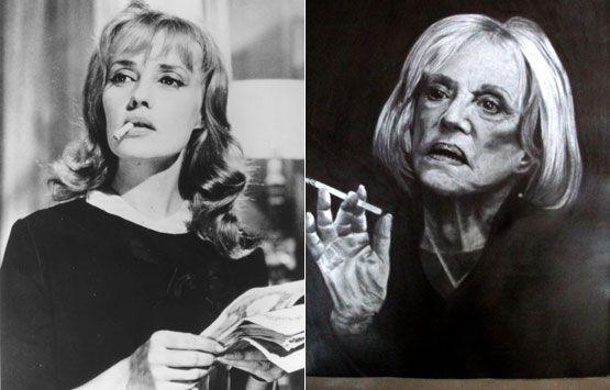 Murió Jeanne Moreau musa de la Nueva Ola francesa